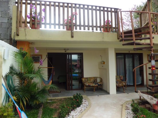 Hotel Casa Alegre / Posada Nena: Gartenzimmer