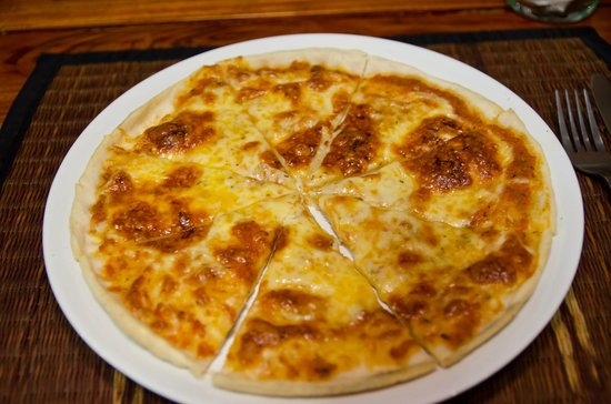 Abella Italian Restaurant: Pizza Margherita