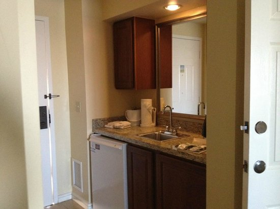 Marriott's Grande Vista: Lock off kitchenette