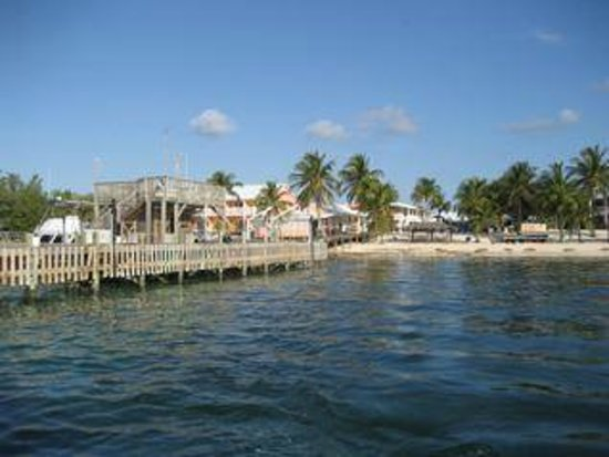 Little Cayman Beach Resort: Dock