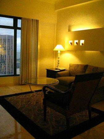 Vivere Hotel: living area