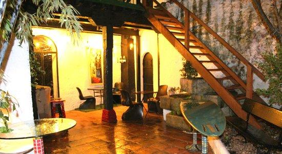 Hotel Enfrente Arte: terrasse