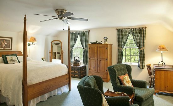 Wooden Duck B&B: Mallard Room