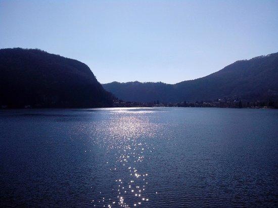 Tresa Bay Hotel: Vista lago