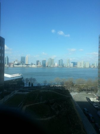 Conrad New York: View