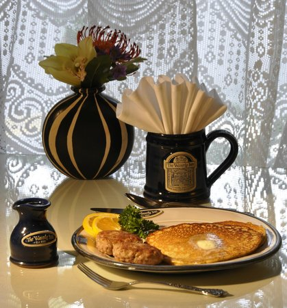 1898 Waverly Inn: Pancakes