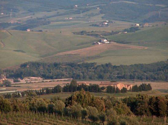 Agriturismo Orciaverde : panorama