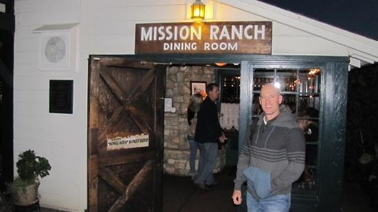 Mission Ranch: Entrance