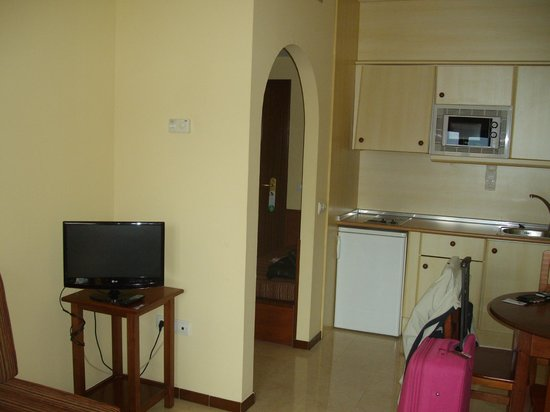 Myramar Fuengirola Hotel: Sala