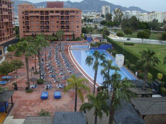 Myramar Fuengirola Hotel: Vista complejo