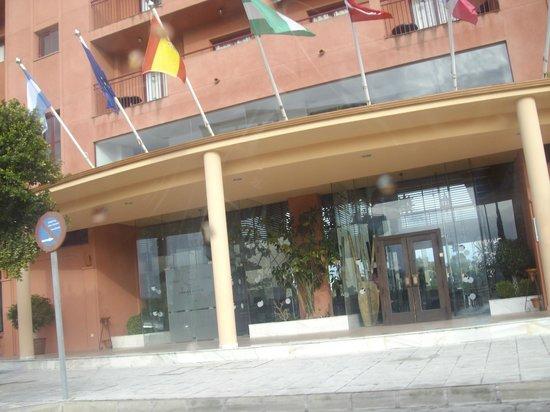 هوتل ميرامار فوينجيرولا: Entrada Principal