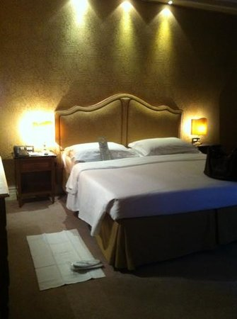Bauer Hotel: notre chambre