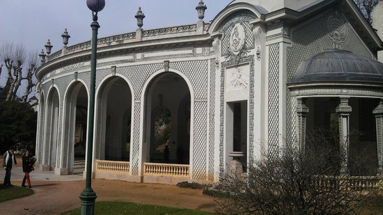 Vichy, France : Pavillon de la source des celestins