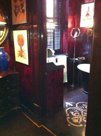 Blakes Hotel: cuarto de baño