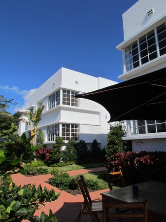 Tradewinds Apartment Hotel: bella