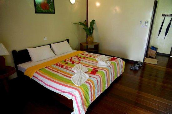 Proboscis Lodge Bukit Melapi : Proboscis Lodge - Bedroom