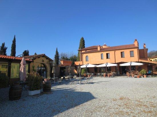 Borgo La Torre: Restaurant