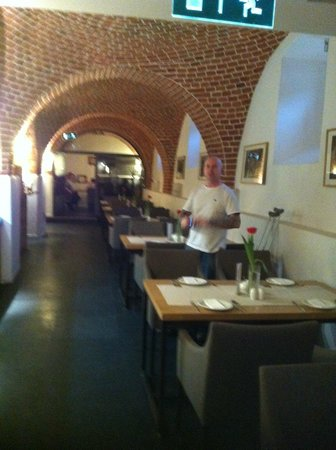 The Granary - La Suite Hotel: restaurant