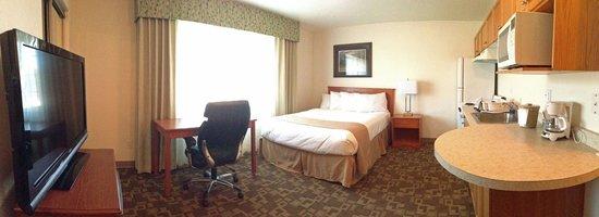 Alaska's Select Inn Hotel: Single Queen
