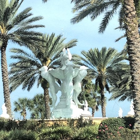 The Ritz-Carlton Orlando, Grande Lakes: Fountains