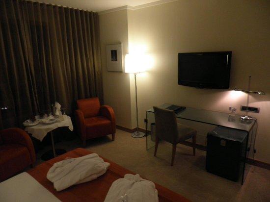 Marques De Pombal Hotel: Habitación 615