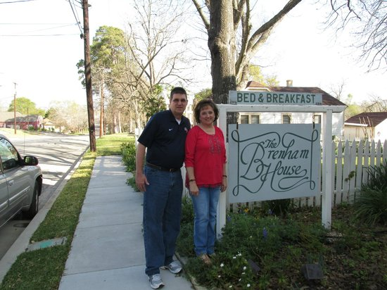 Brenham House Bed and Breakfast: A Great Place to Stay