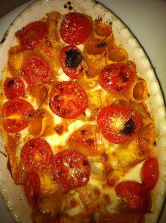 Pizzeria Bar Delle Nazioni: timballo di pasta al forno