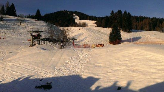 Alpinresort Schillerkopf: Blick vom Balkon