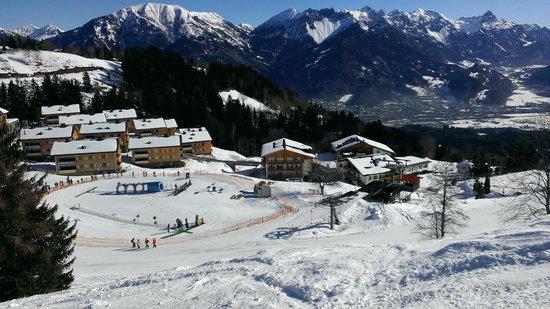 Alpinresort Schillerkopf: Skigebiet
