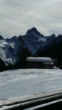 Alpinresort Schillerkopf: Panorama