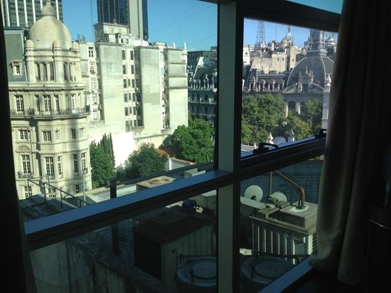 NH Buenos Aires City: View from my room
