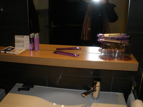 Hotel-Spa Bienestar Moaña: Baño