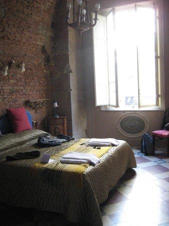B&B L'Antica Bifore : camera Dante