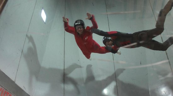 iFLY Utah Indoor Skydiving: What a way to fly!