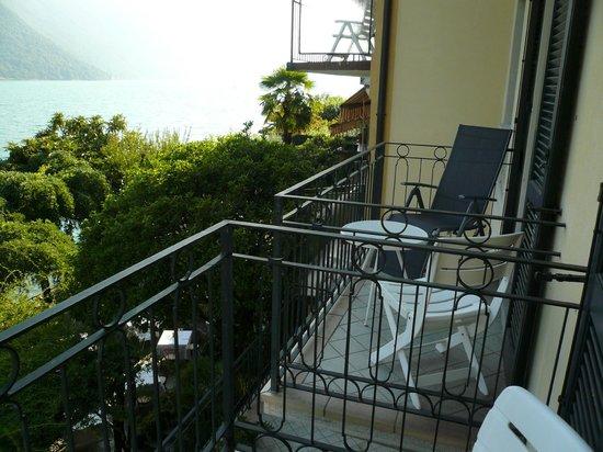Hotel Stella d'Italia: proximity of neighbouring balcony