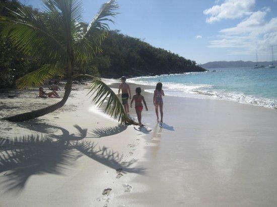 Salomon Beach: Saloman Bay