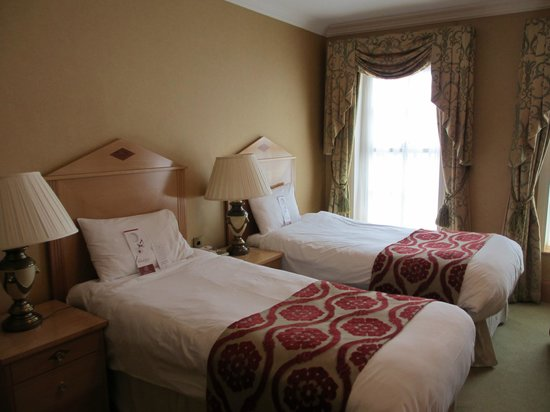 The Johnstown Estate Hotel : Room