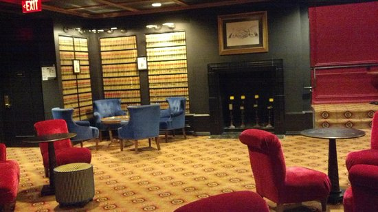 The Citizen Hotel, Autograph Collection: Lobby-Library/ lounge