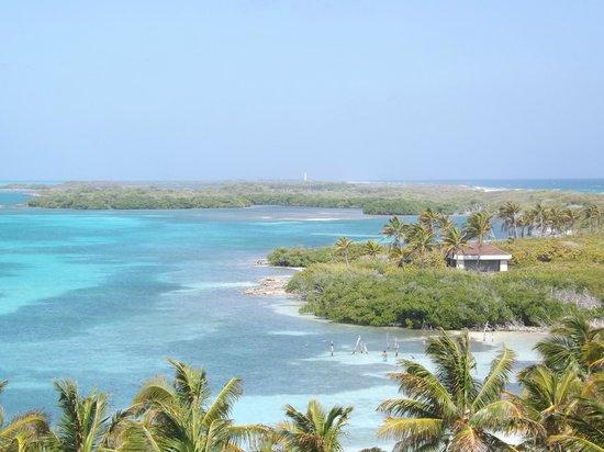 Isla Contoy: spiaggia