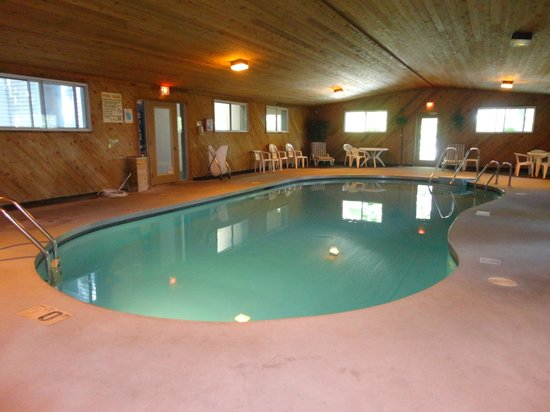 Nordic Lodge: Pool