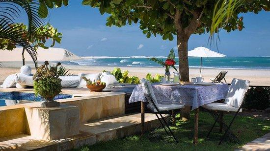 Casa na Praia: Vista Praia