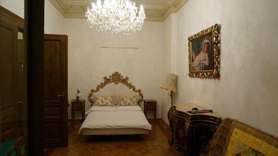 Malostranska Residence: 1я спальня номера