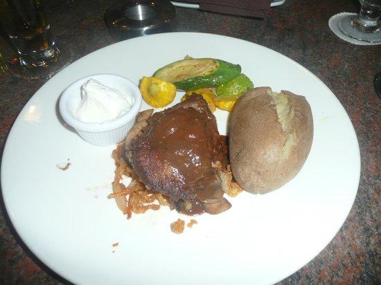 French Steakhouse: Tenderloin Steak - sehr gut