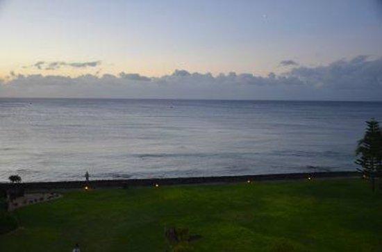 Le Meridien Ile Maurice: playa bella y tranquila
