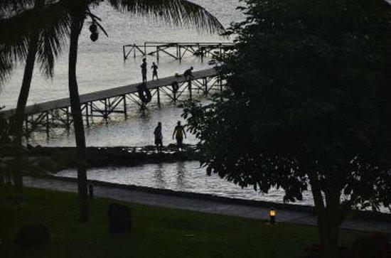 Le Meridien Ile Maurice: Hay un centro de buceo en el propio hotel