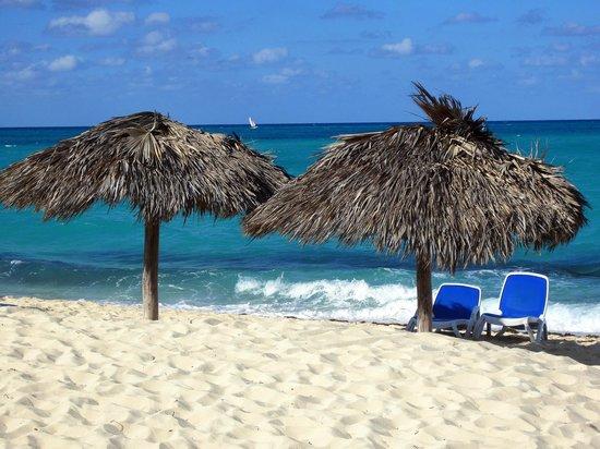 Sol Cayo Santa Maria: Beach