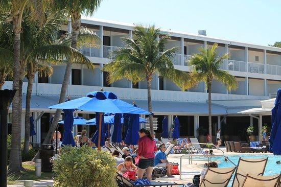 Hawks Cay Resort: Main Pool Aera