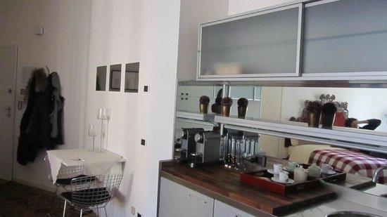 La Suite di Verona: cucina