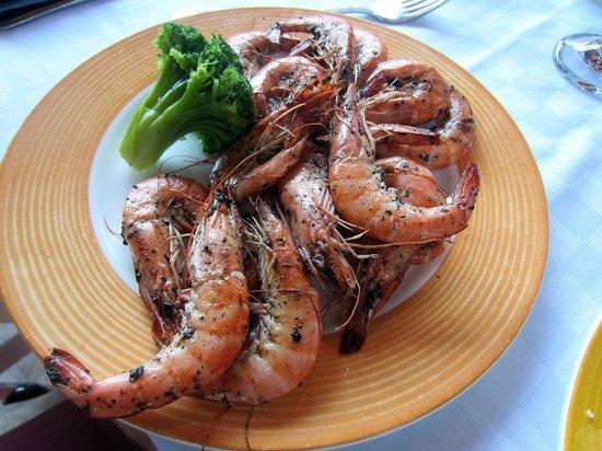 Sol Cayo Santa Maria: Buffet food