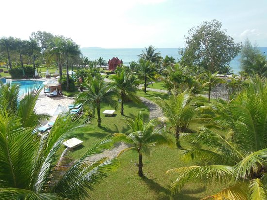 Sokha Beach Resort: View from room
